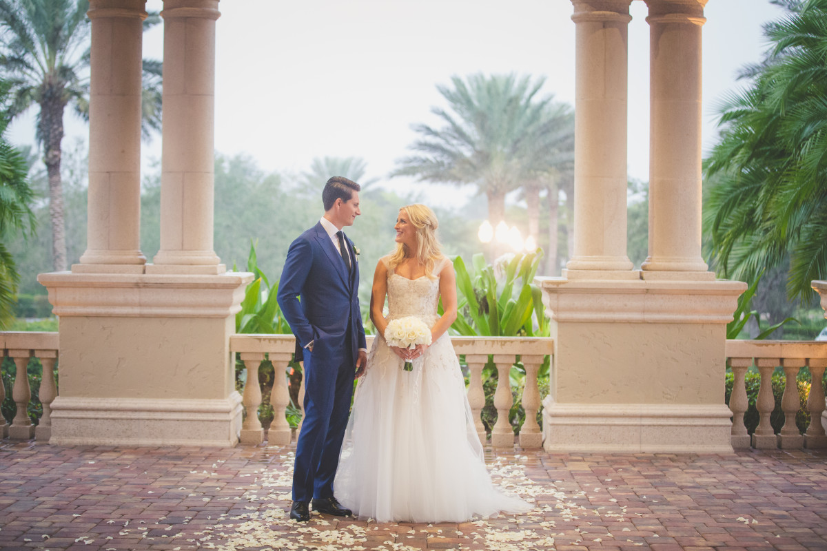 Fort Myers Wedding Photography: Lindsey + Nick
